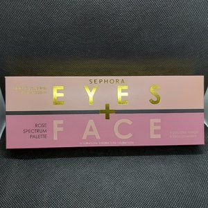 Sephora Collection- Eyeshadow & Face Multi Palette